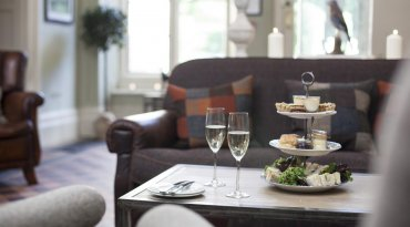 Traditional Afternoon Tea at The William Cecil